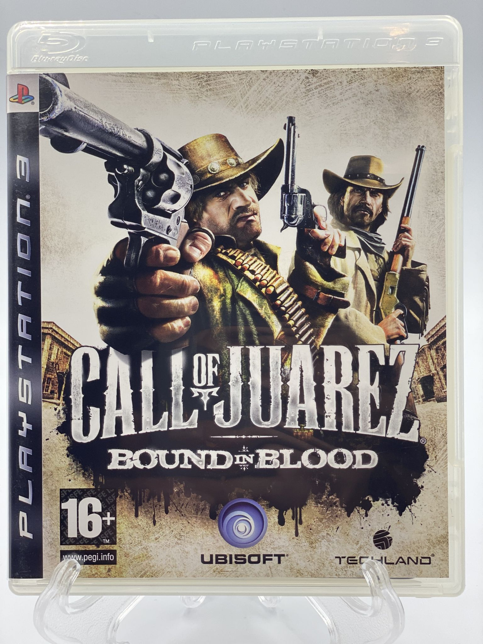 Call Of Juarez Bound In Blood (PS3)