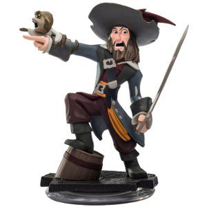 Captain Barbossa Disney Infinity (1.0)