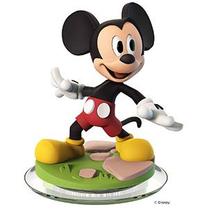 Mickey Mouse Disney Infinity 3.0 (Unboxed)