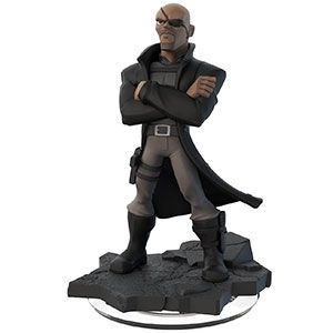 Nick Fury Disney Infinity 2.0