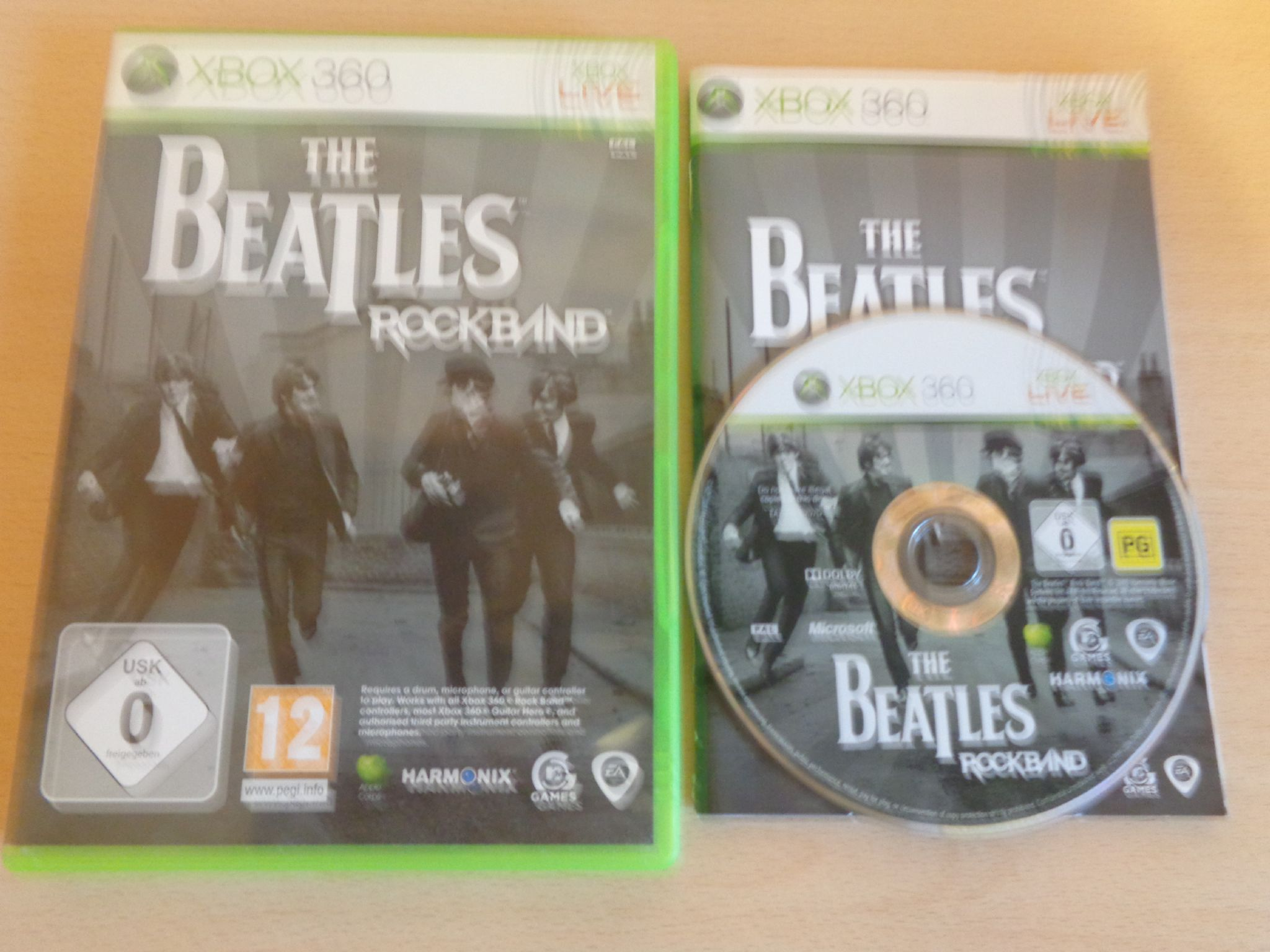 The Beatles Rock Band (Xbox 360)