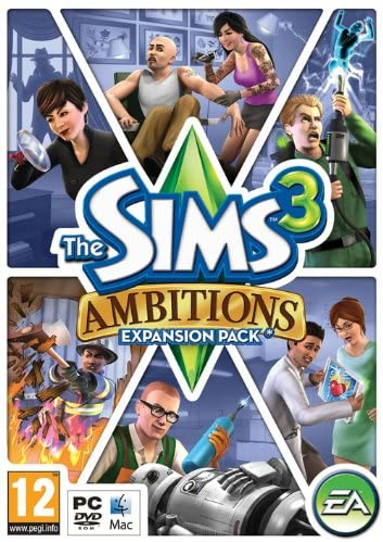 The Sims 3 Ambitions (PC)